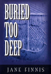 Buried Too Deep original US cover