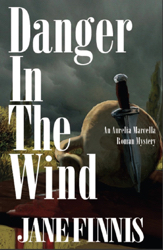 DANGER IN THE WIND US cover