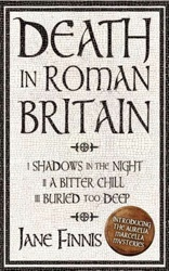 Cover of DEATH IN ROMAN BRITAIN