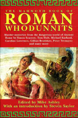 Image of Mammoth Book of Roman Whodunnits cover