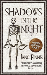 Shadows in the Night UK cover