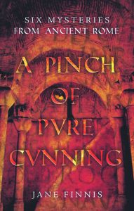 Cover of A PINCH OF PURE CUNNING